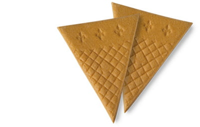 Fan Wafers