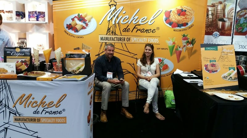 Michel de France at the Summer Fancy Food Show 2016