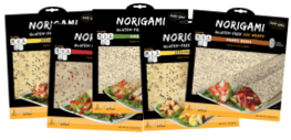 Norigami Soy Wraps