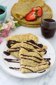 Products - Buttermilk Crepes